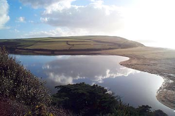 Loe Pool, Cornwall