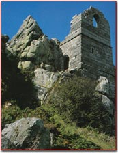 Roche Rock, Cornwall